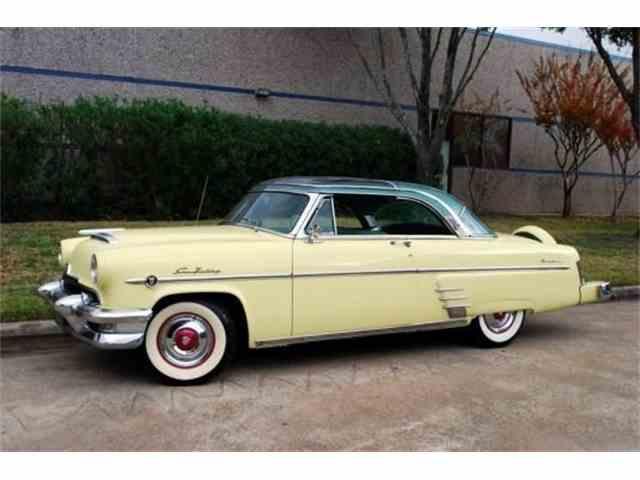 1954 Mercury 2-Dr Sedan   964240
