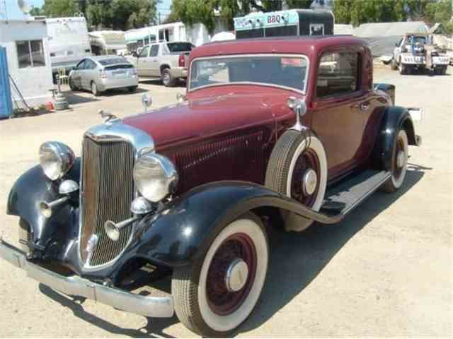 1933 Dodge Model DO 3-Window | 964260