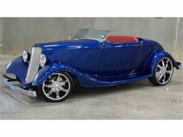1933 Ford Ford Outlaw Hot Rod | 964273