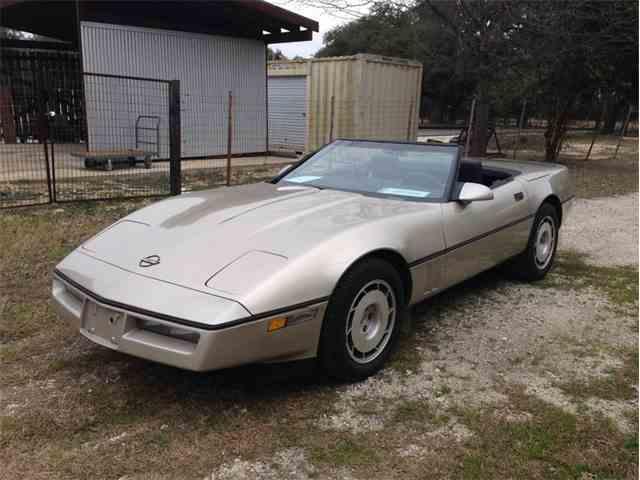 1986 Chevrolet Corvette | 964277