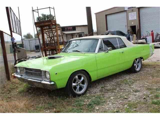 1968 Dodge Dart GT RestoMod | 964281
