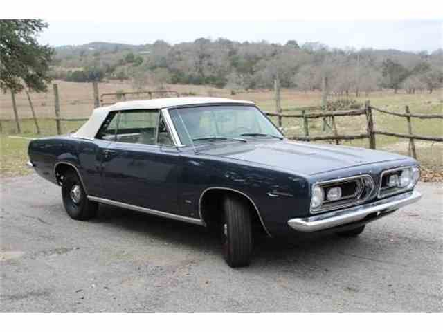 1967 Plymouth Barracuda | 964283