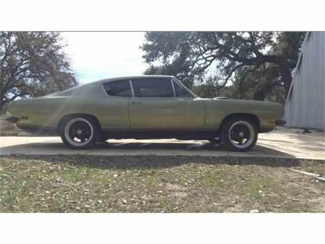 1968 Plymouth Barracuda | 964288