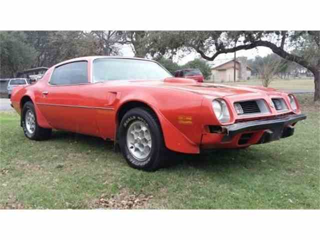 1975 Pontiac Firebird Trans Am | 964291