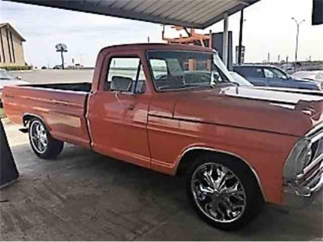 1971 Ford F100 | 964301