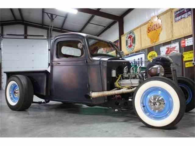 1937 Gmc Custom Rat Rod | 964302