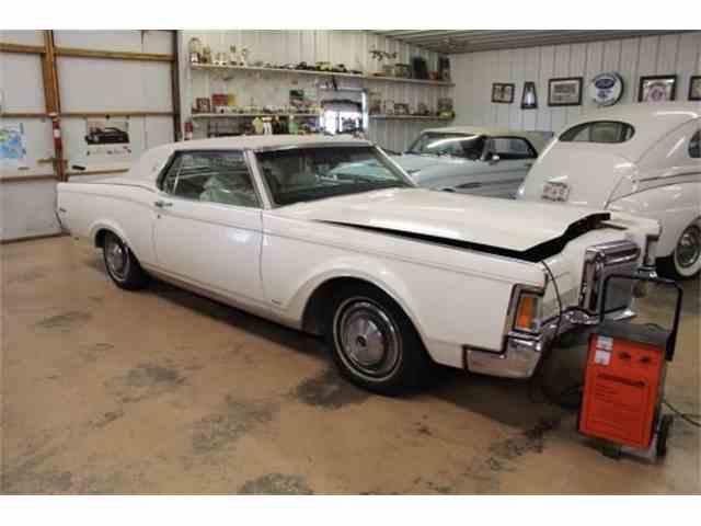 1971 Lincoln Continental Mark III | 964308