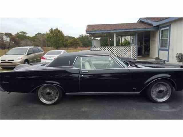 1971 Lincoln Continental Mark III | 964311