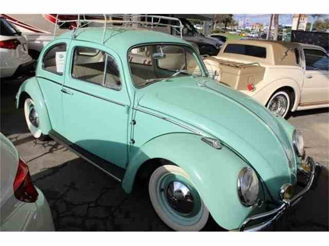 1962 Volkswagen Beetle | 964314