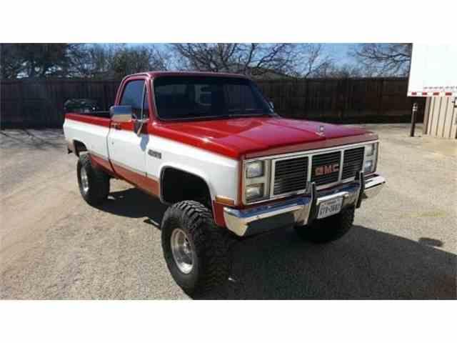 1986 GMC Sierra | 964315