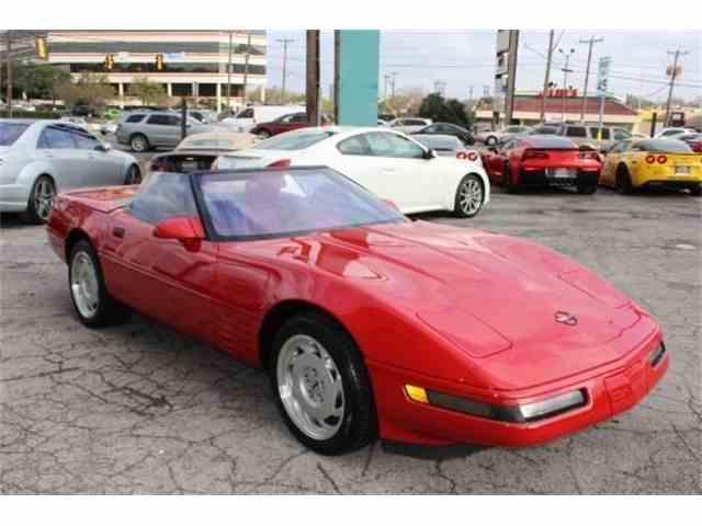 1991 Chevrolet Corvette | 964319
