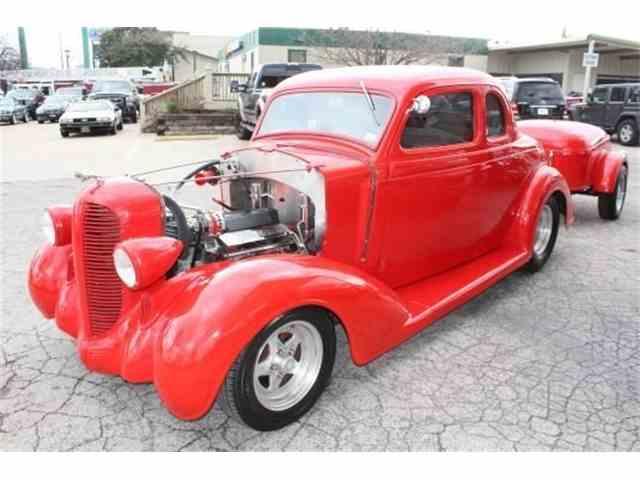 1936 Dodge 5-Window Hot Rod | 964320