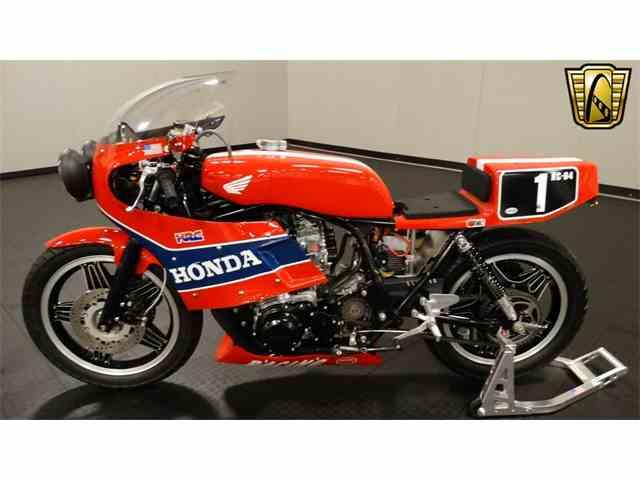 1980 Honda Motorcycle | 964339