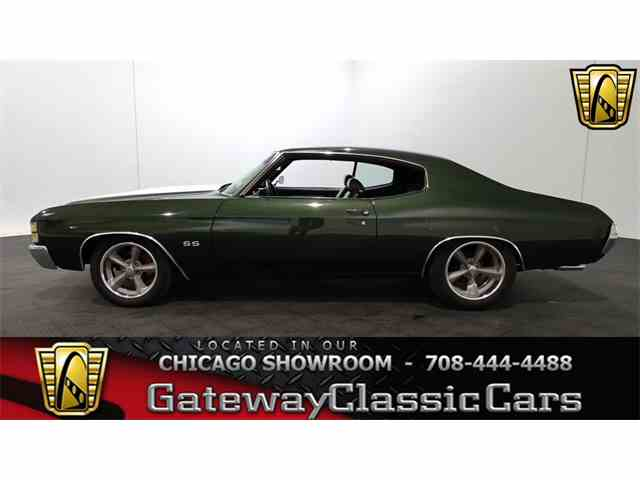 1971 Chevrolet Chevelle | 964342