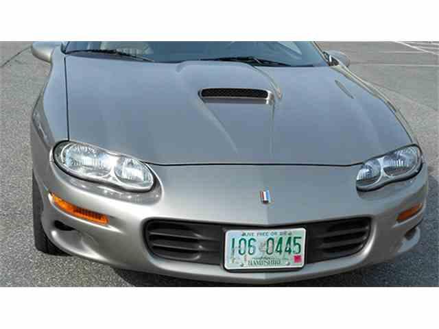2000 Chevrolet Camaro SS Convertible | 964344