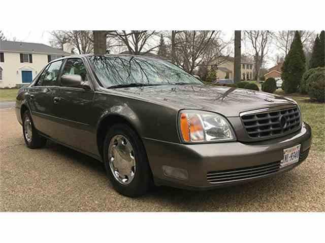 2000 Cadillac DeVille DHS Sedan | 964345