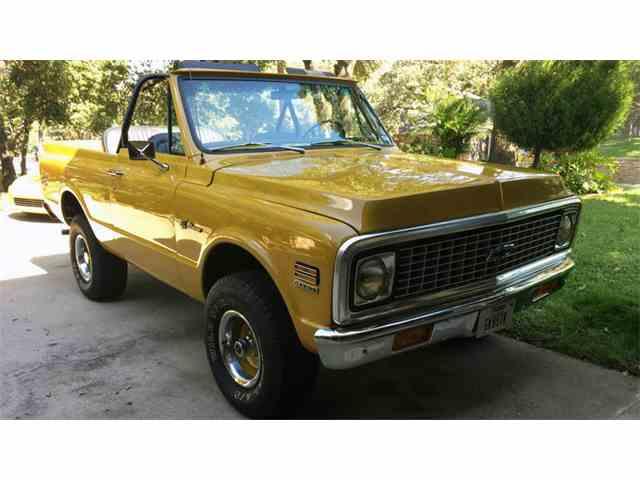 1972 Chevrolet Blazer | 964346