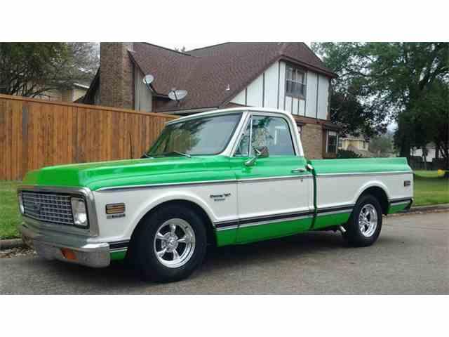 1972 Chevrolet C/K 10 | 964347