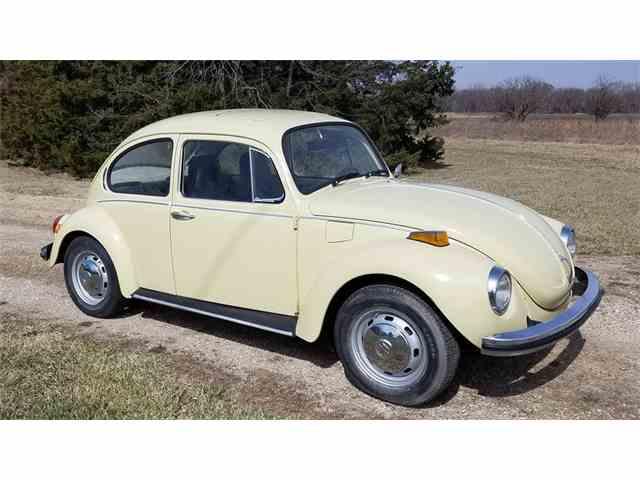 1971 Volkswagen Super Beetle | 964348
