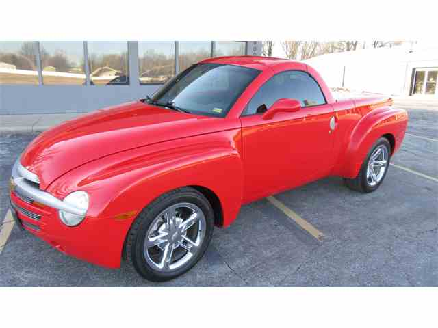 2004 Chevrolet SSR | 964349