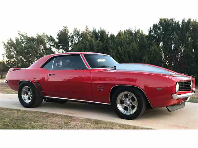 1969 Chevrolet Camaro | 964358