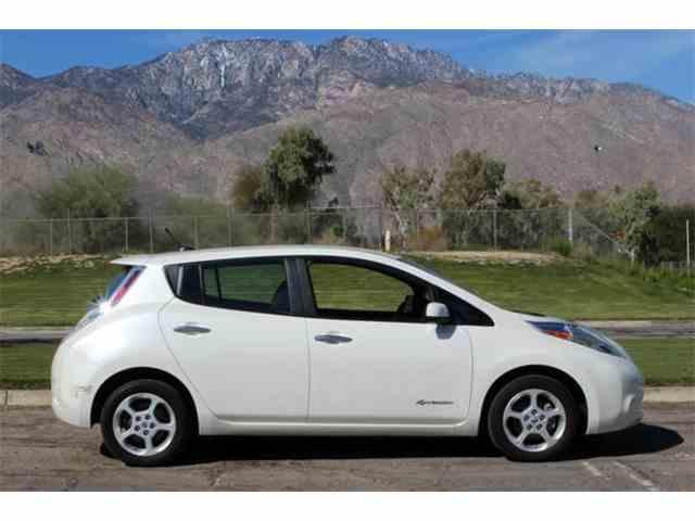 2013 Nissan Leaf SV | 964361
