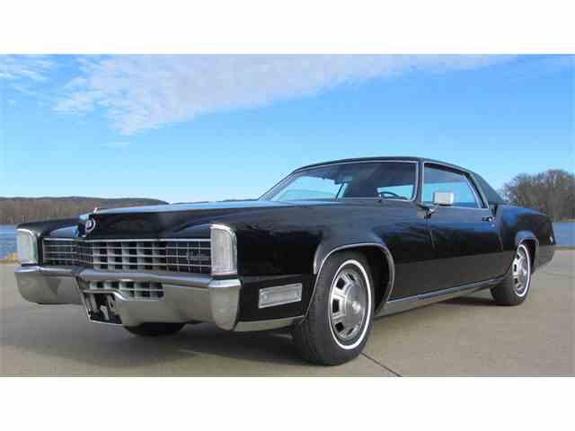 1968 Cadillac Eldorado | 964364