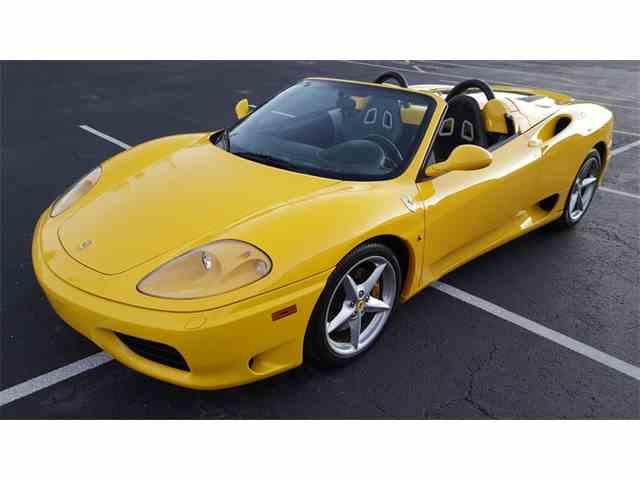 2001 Ferrari 360   964367
