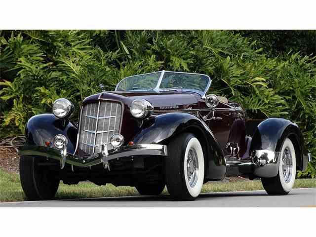 1936 Auburn Boattail | 964369