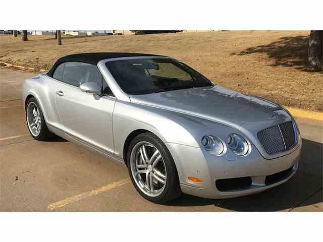 2007 Bentley Continental   964370