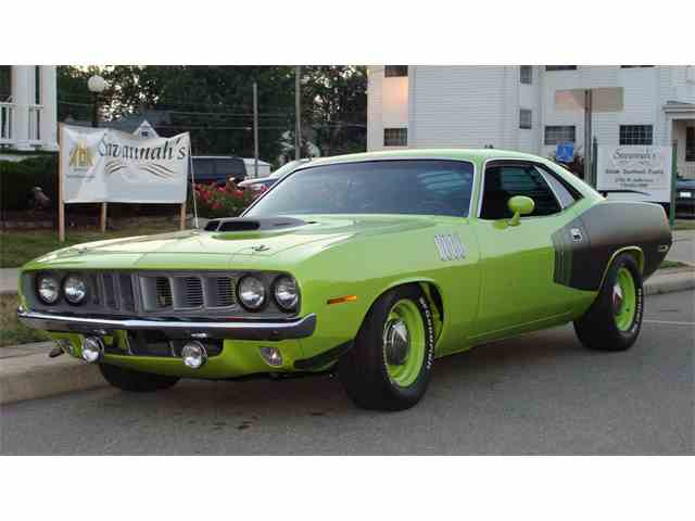 1973 Plymouth Barracuda | 964372