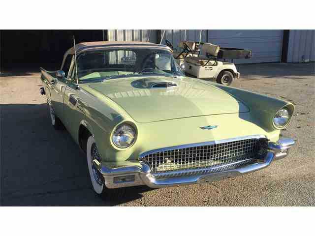 1957 Ford Thunderbird | 964373