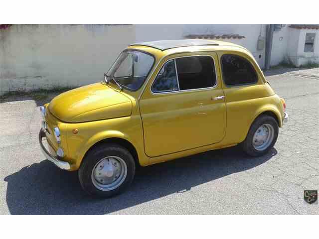 1969 Fiat 500L   964384