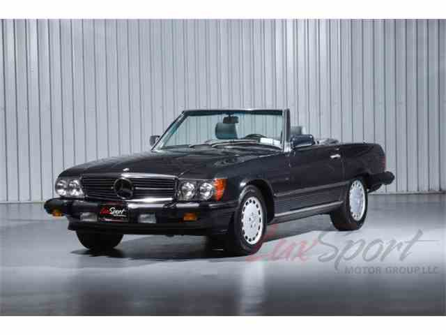 1989 Mercedes-Benz 560SL | 964391