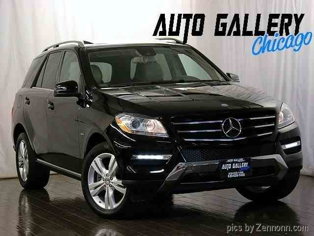 2012 Mercedes-Benz ML350 | 964398