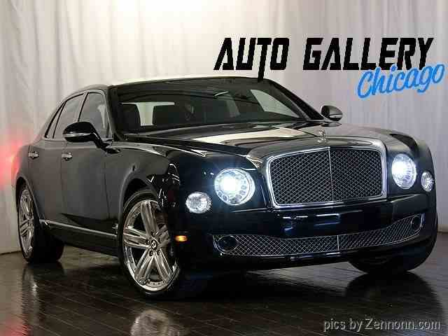 2011 Bentley Mulsanne S | 964401