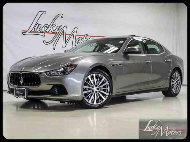 2016 Maserati Ghibli | 964408