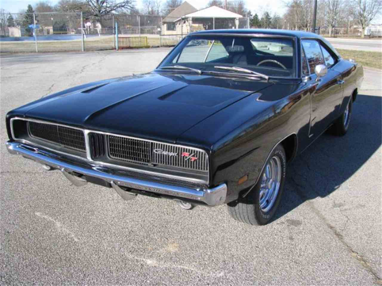 1969 dodge charger for sale cc 964410. Black Bedroom Furniture Sets. Home Design Ideas