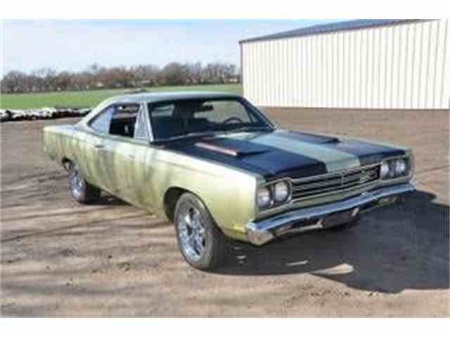 1969 Plymouth Road Runner | 964411