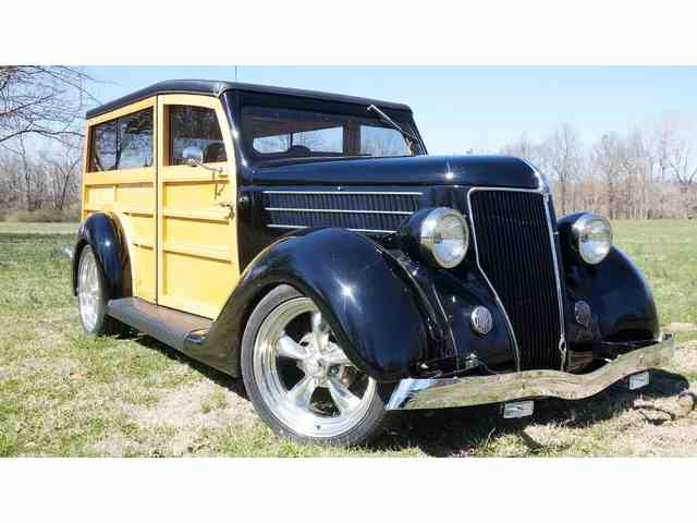 1936 Ford Wagon | 964417