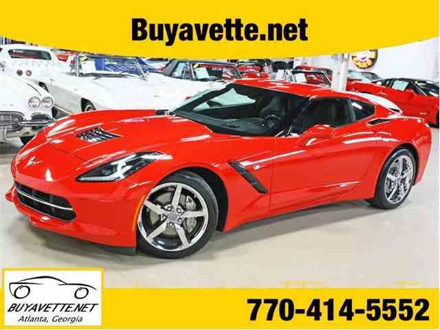 2015 Chevrolet Corvette | 964418