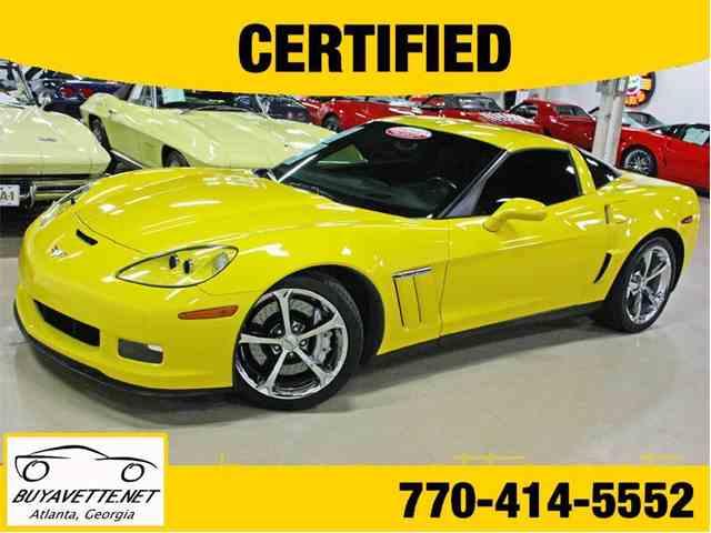 2010 Chevrolet Corvette | 964419