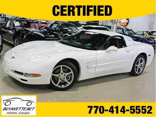 2003 Chevrolet Corvette | 964422