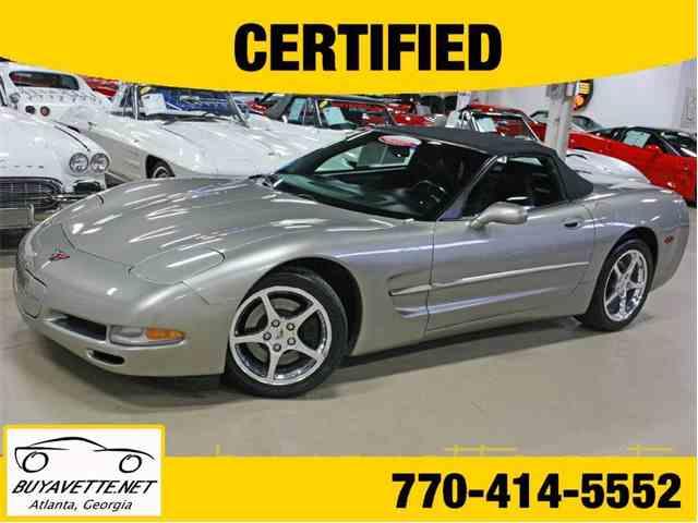 2001 Chevrolet Corvette | 964423