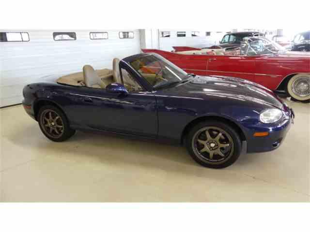 2001 Mazda Miata   964427