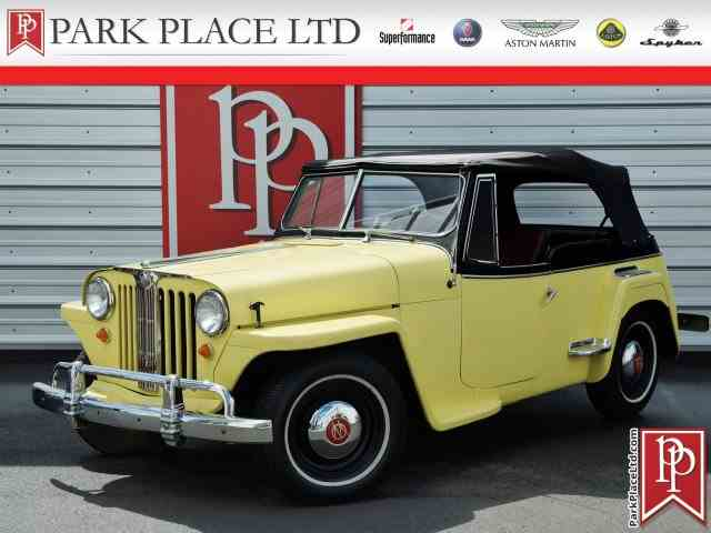 1949 Willys Jeepster | 964439