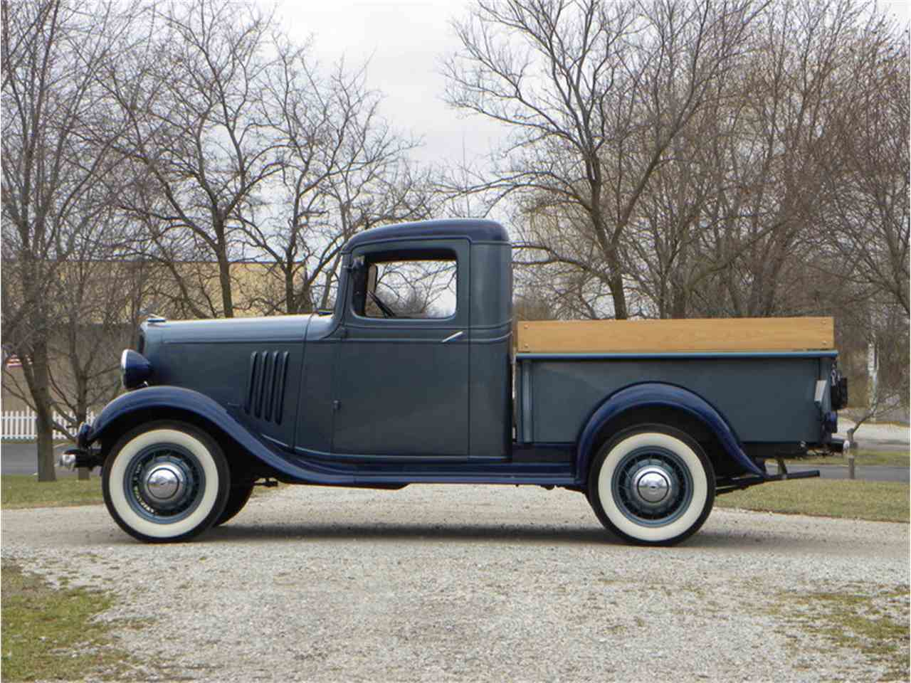 1934 Chevrolet 1/2 Ton Deluxe Pickup for Sale | ClassicCars.com ...