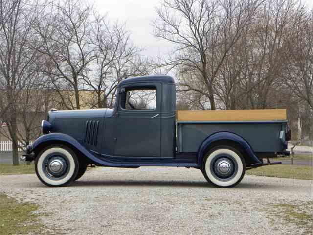 1934 Chevrolet 1/2 Ton Deluxe Pickup | 964441