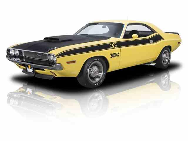 1970 Dodge Challenger T/A | 964449