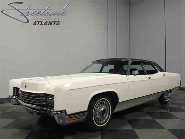 Classifieds For 1970 To 1972 Lincoln Continental 16